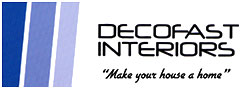 DecoFast Interiors Logo
